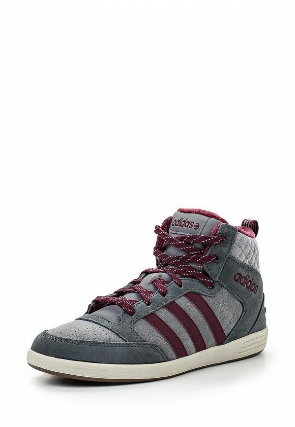 Женские кеды Adidas Neo (Адидас Нео) F98852: изображение 1