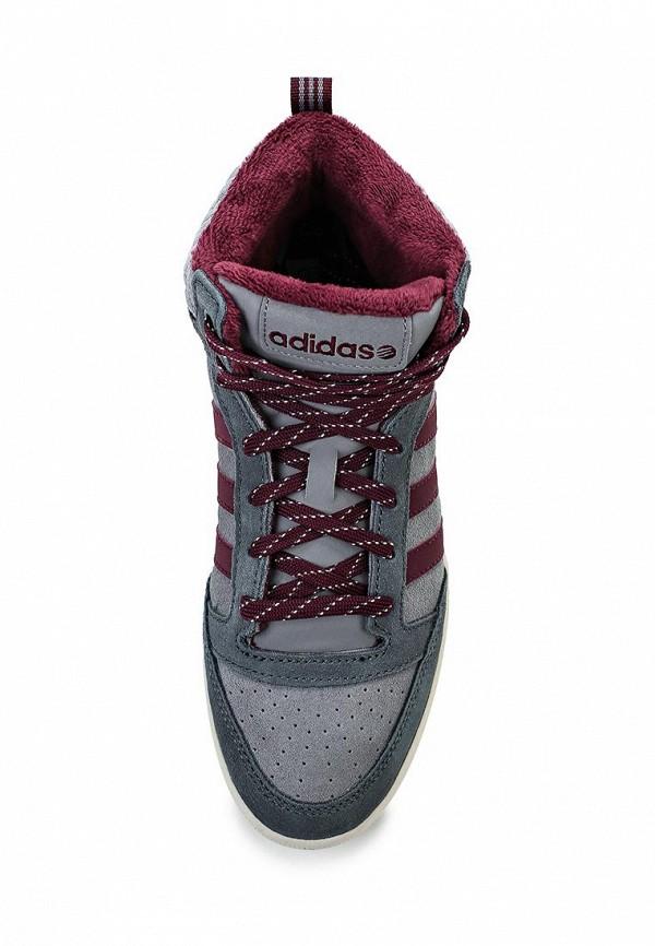 Женские кеды Adidas Neo (Адидас Нео) F98852: изображение 4