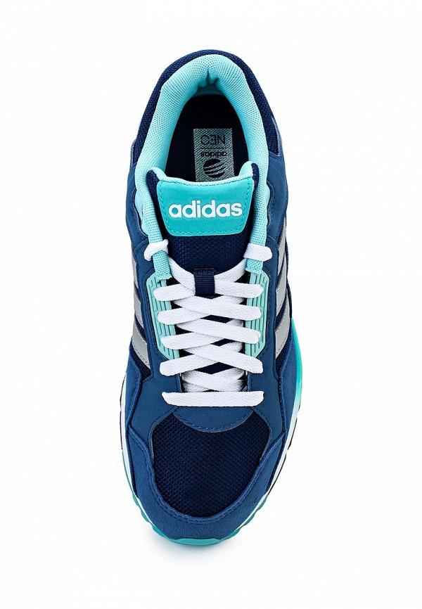 Женские кроссовки Adidas Neo (Адидас Нео) F98281: изображение 4
