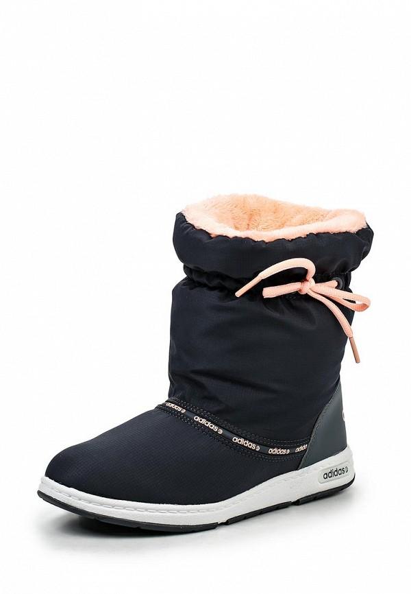 Сапоги на плоской подошве Adidas Neo (Адидас Нео) F98675: изображение 1