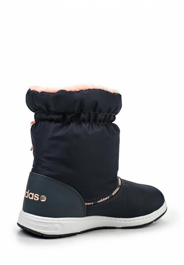 Сапоги на плоской подошве Adidas Neo (Адидас Нео) F98675: изображение 2