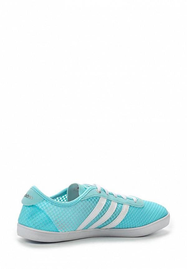Женские кеды Adidas Neo (Адидас Нео) AQ1469: изображение 2