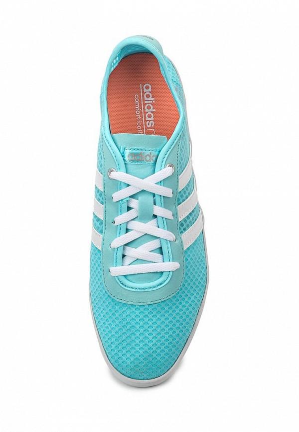 Женские кеды Adidas Neo (Адидас Нео) AQ1469: изображение 4