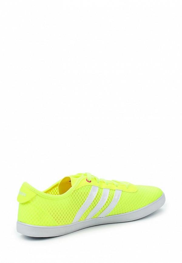 Женские кеды Adidas Neo (Адидас Нео) AQ1470: изображение 2