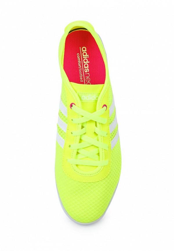 Женские кеды Adidas Neo (Адидас Нео) AQ1470: изображение 4