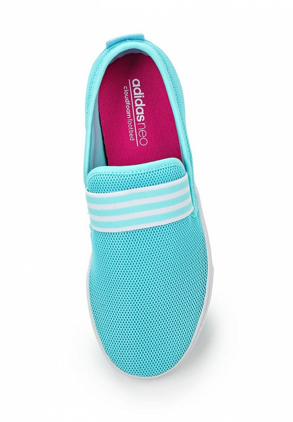 Женские слипоны Adidas Neo (Адидас Нео) AQ1473: изображение 4