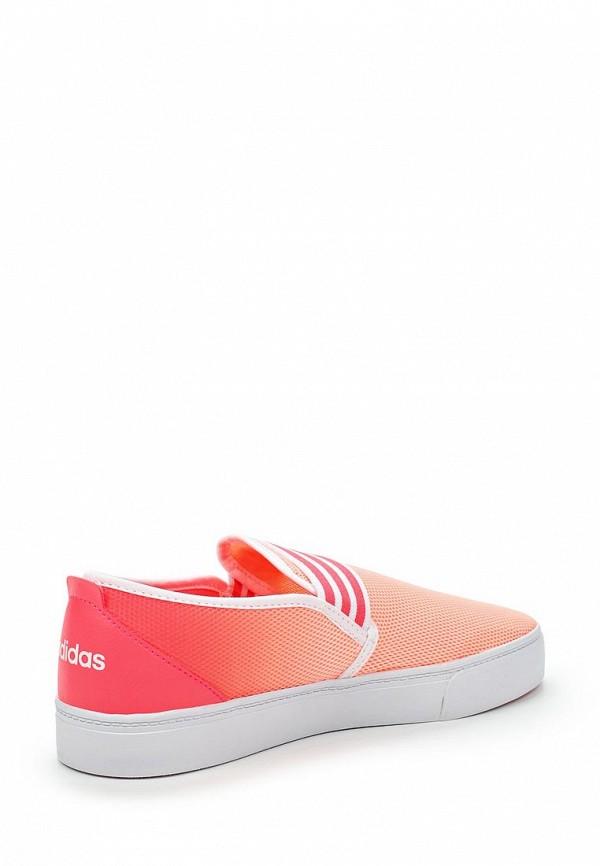 Женские слипоны Adidas Neo (Адидас Нео) AQ1475: изображение 2