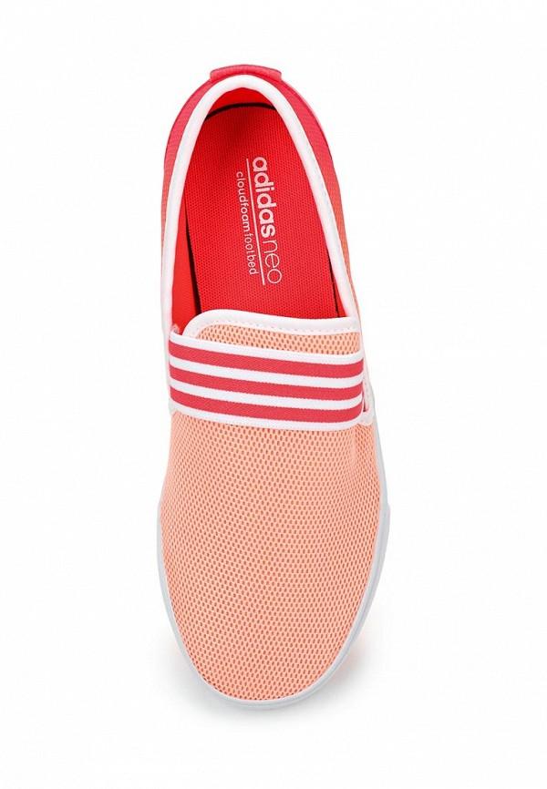 Женские слипоны Adidas Neo (Адидас Нео) AQ1475: изображение 4