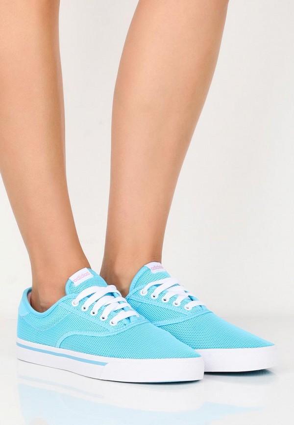 Женские кеды Adidas Neo (Адидас Нео) AQ1505: изображение 4