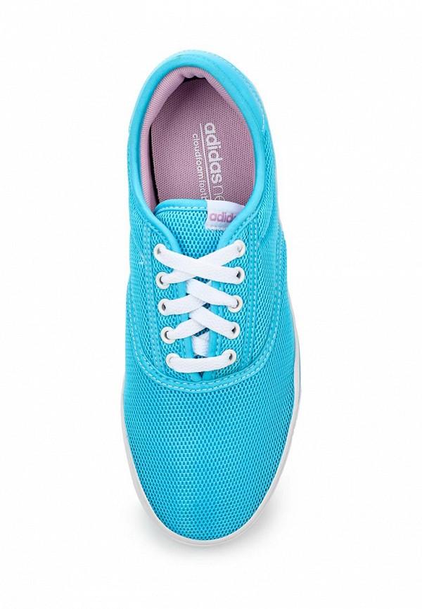 Женские кеды Adidas Neo (Адидас Нео) AQ1505: изображение 5