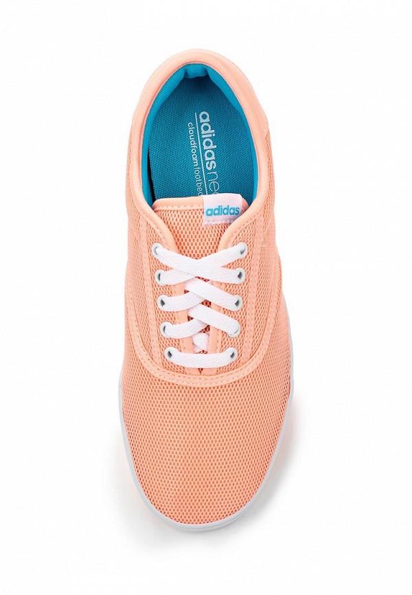 Женские кеды Adidas Neo (Адидас Нео) AQ1506: изображение 4
