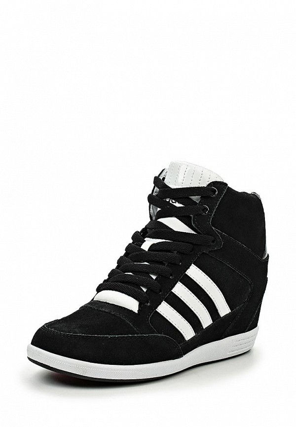 Женские кеды Adidas Neo (Адидас Нео) AQ1540