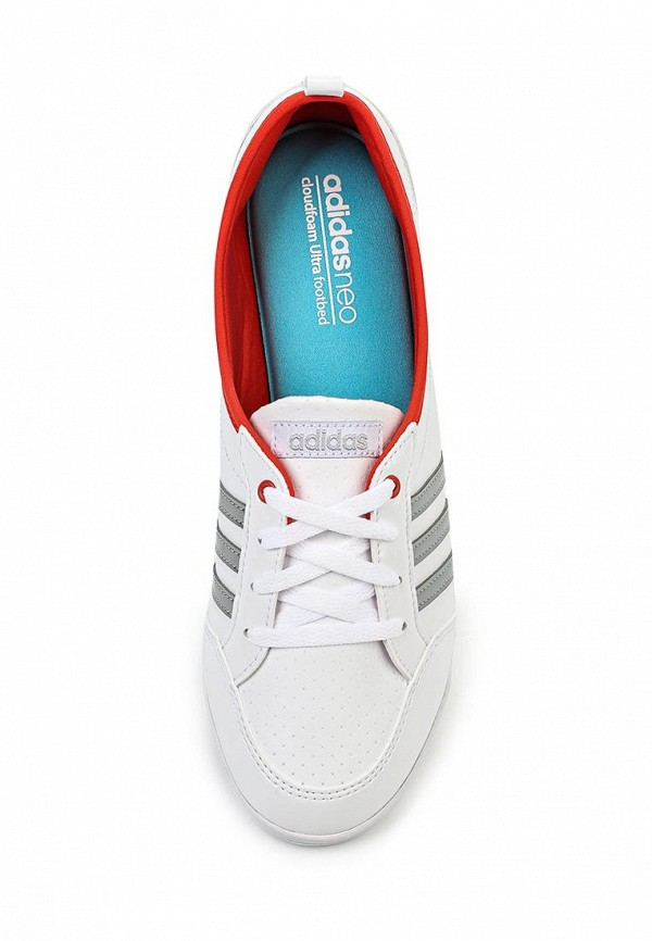 Женские кеды Adidas Neo (Адидас Нео) F99436: изображение 4