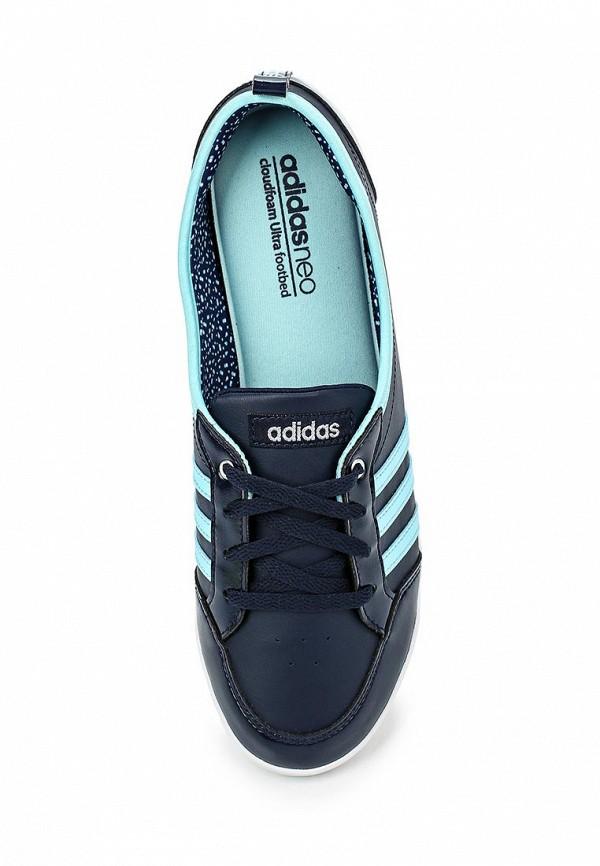 Женские кеды Adidas Neo (Адидас Нео) F99440: изображение 4
