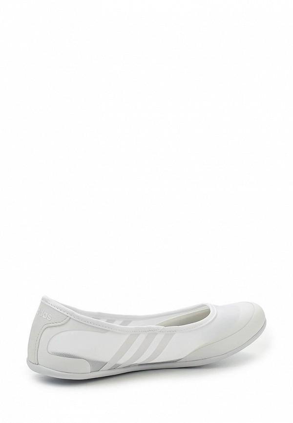 Женские балетки Adidas Neo (Адидас Нео) F99441: изображение 2