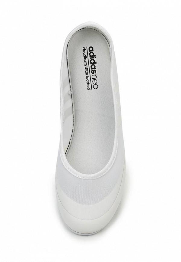 Женские балетки Adidas Neo (Адидас Нео) F99441: изображение 4