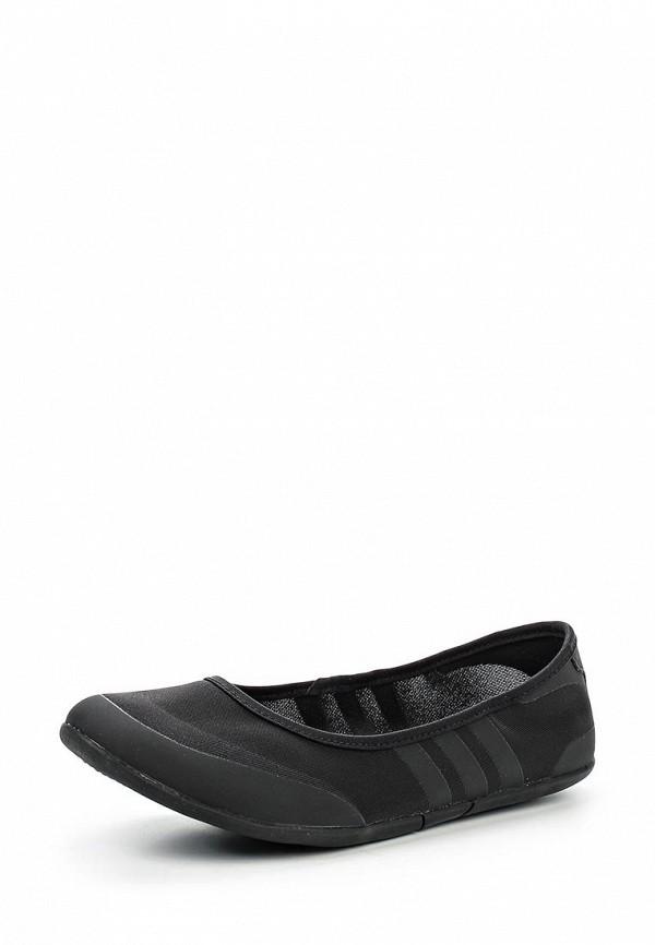 Женские балетки Adidas Neo (Адидас Нео) F99442: изображение 1