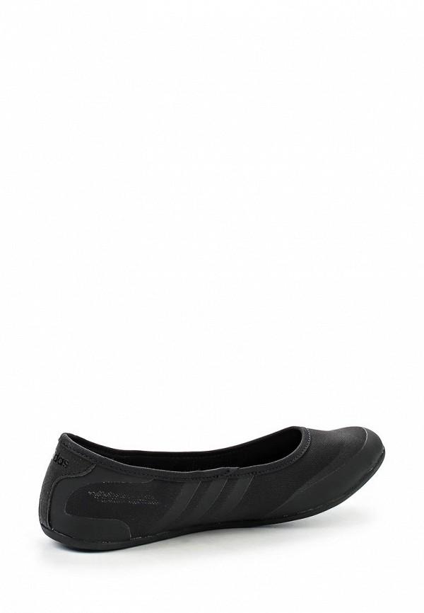 Женские балетки Adidas Neo (Адидас Нео) F99442: изображение 2