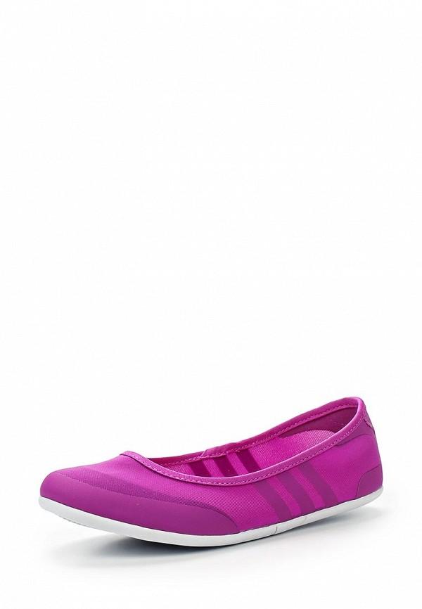 Женские балетки Adidas Neo (Адидас Нео) F99443: изображение 1