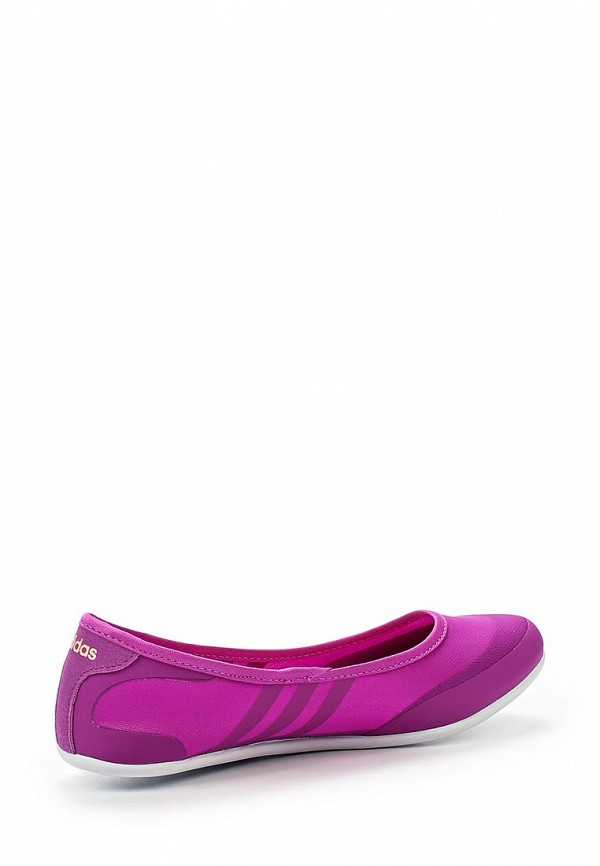 Женские балетки Adidas Neo (Адидас Нео) F99443: изображение 2
