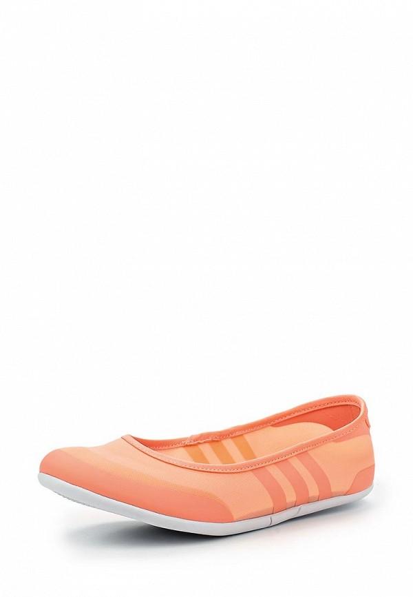 Женские балетки Adidas Neo (Адидас Нео) F99444: изображение 1