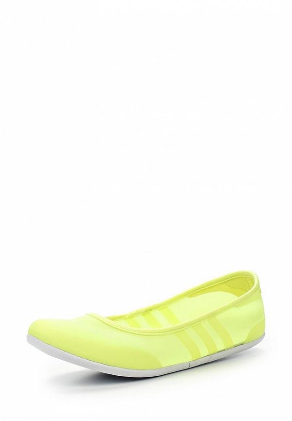 Женские балетки Adidas Neo (Адидас Нео) F99445: изображение 1