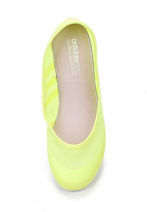 Женские балетки Adidas Neo (Адидас Нео) F99445: изображение 4