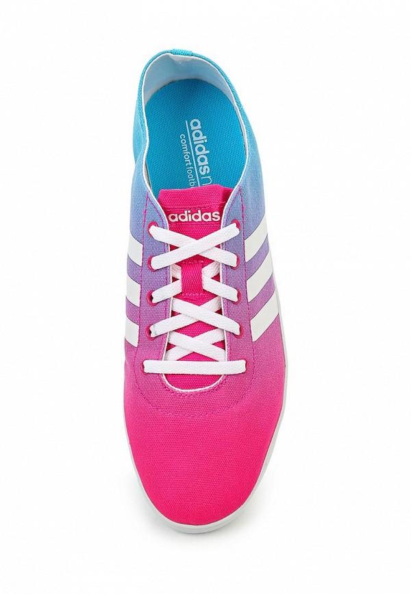 Женские кеды Adidas Neo (Адидас Нео) F99463: изображение 4