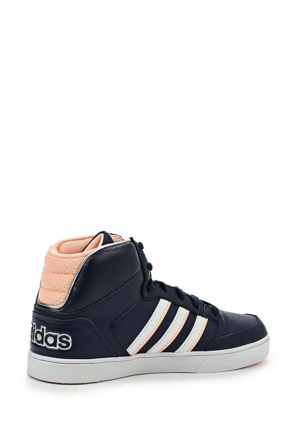 Женские кеды Adidas Neo (Адидас Нео) F99486: изображение 2