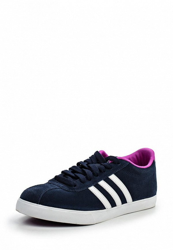 Женские кеды Adidas Neo (Адидас Нео) F99431: изображение 1