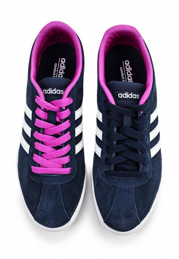 Женские кеды Adidas Neo (Адидас Нео) F99431: изображение 4