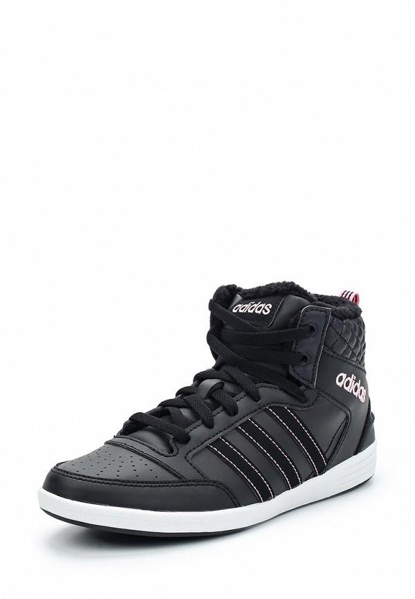 Кеды adidas Neo. Цвет: черный