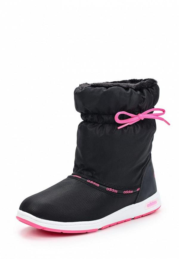 Дутики adidas Neo. Цвет: черный