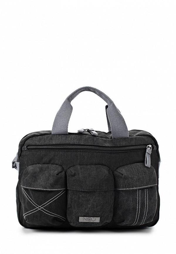 Спортивная сумка Adidas Neo (Адидас Нео) F80203: изображение 1