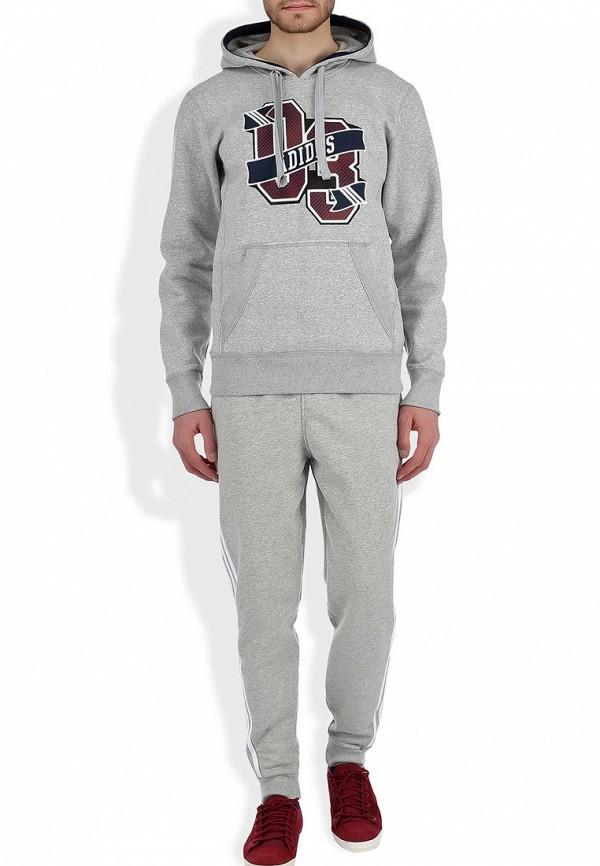 Мужские худи Adidas Neo (Адидас Нео) F81203: изображение 3