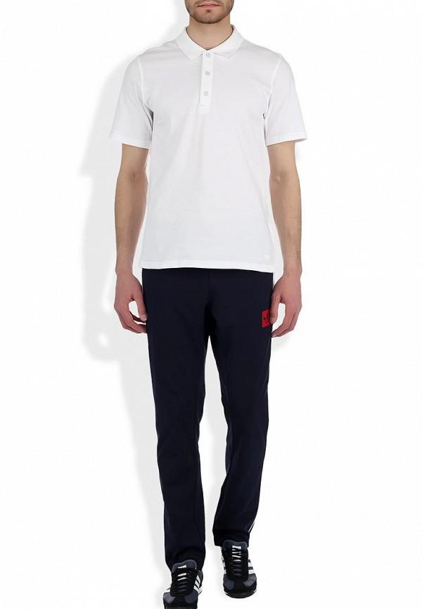 Мужские поло Adidas Neo (Адидас Нео) M61092: изображение 7
