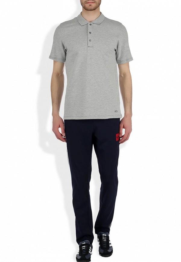 Мужские поло Adidas Neo (Адидас Нео) M61093: изображение 7