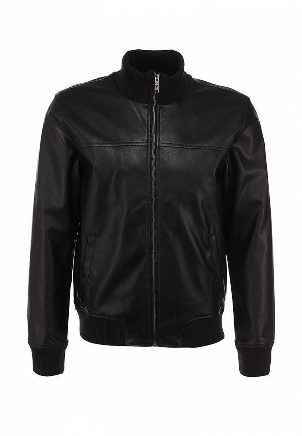 Кожаная куртка Adidas Neo (Адидас Нео) Z73345: изображение 1