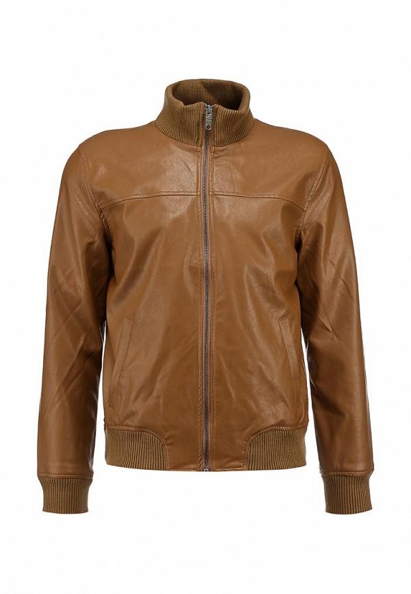 Кожаная куртка Adidas Neo (Адидас Нео) Z73346: изображение 1