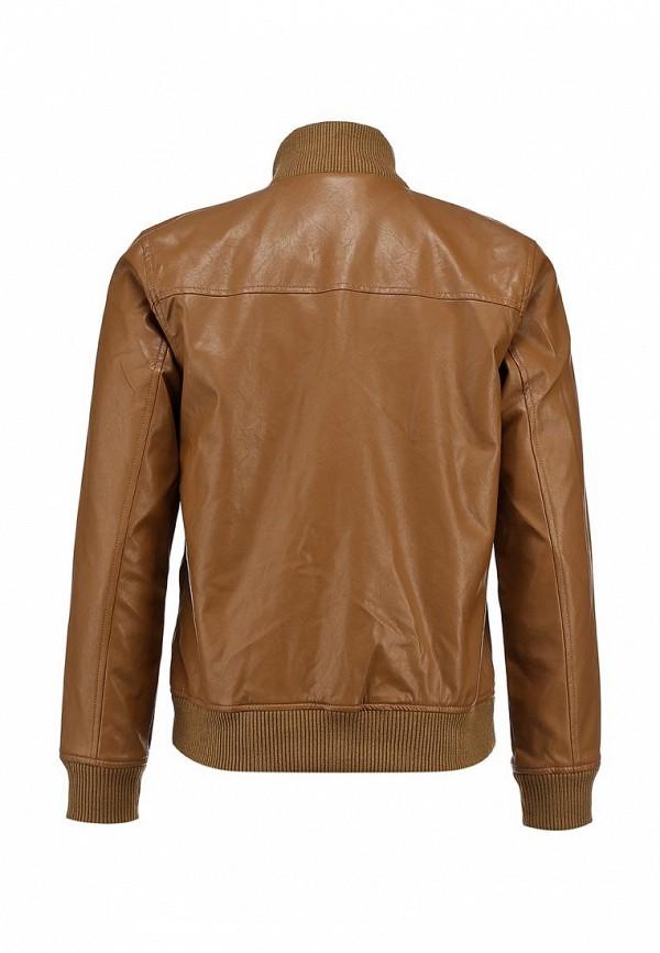 Кожаная куртка Adidas Neo (Адидас Нео) Z73346: изображение 3