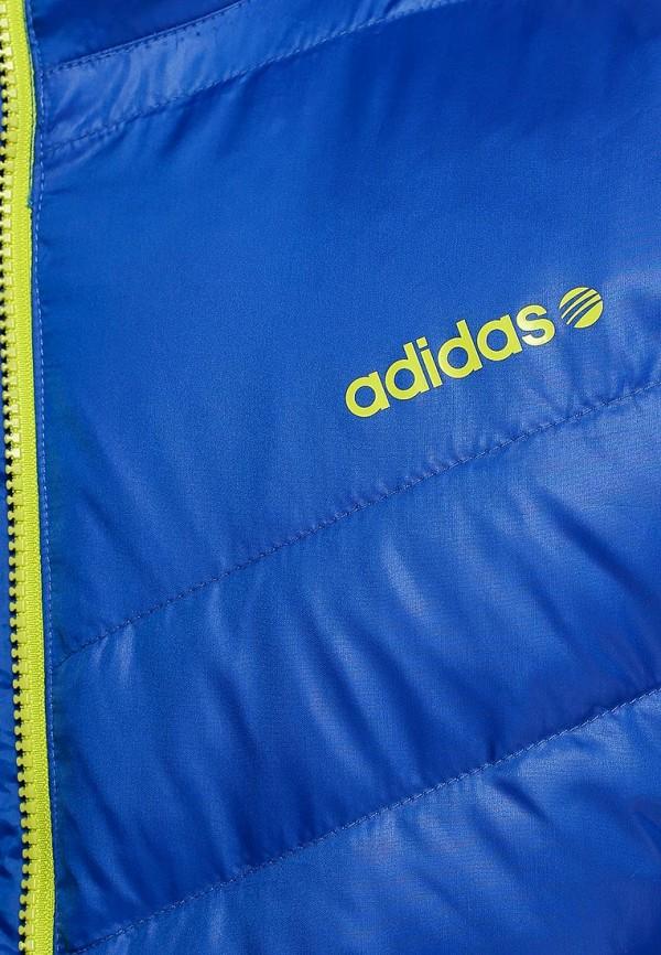 Пуховик Adidas Neo (Адидас Нео) G82486: изображение 4