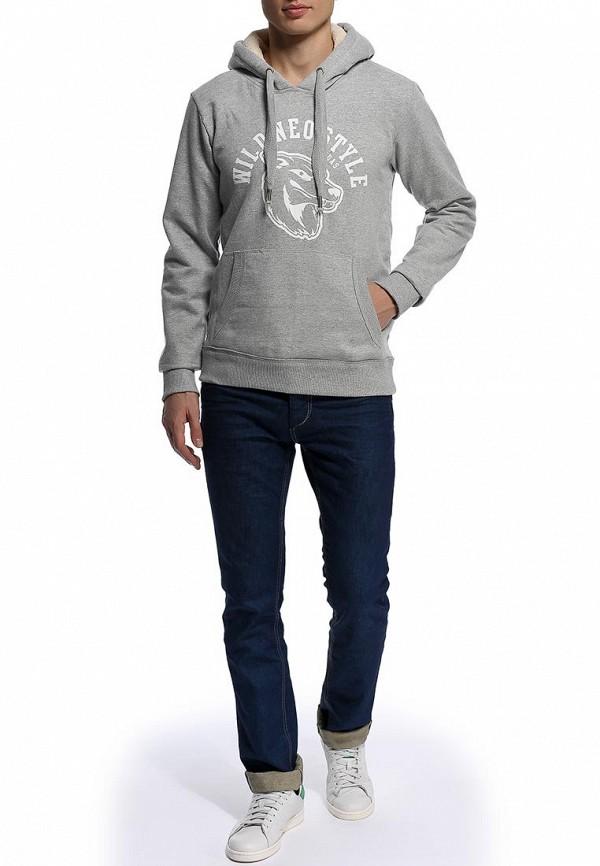 Мужские худи Adidas Neo (Адидас Нео) F89326: изображение 4