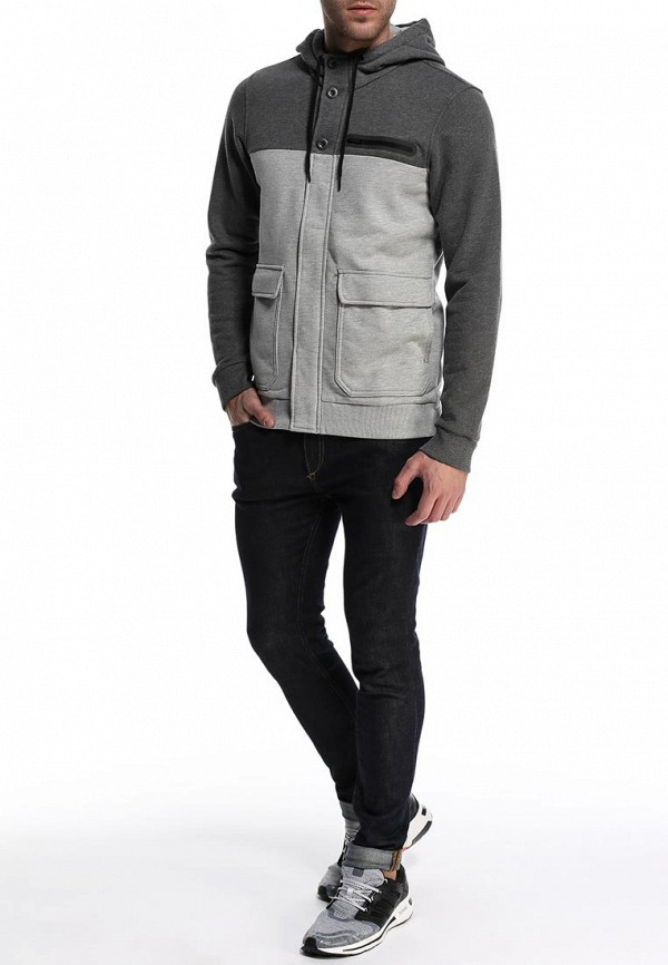 Толстовка Adidas Neo (Адидас Нео) F78914: изображение 4