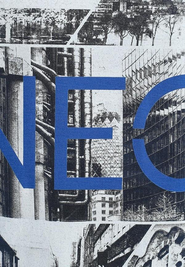 Футболка с надписями Adidas Neo (Адидас Нео) AO0594: изображение 2