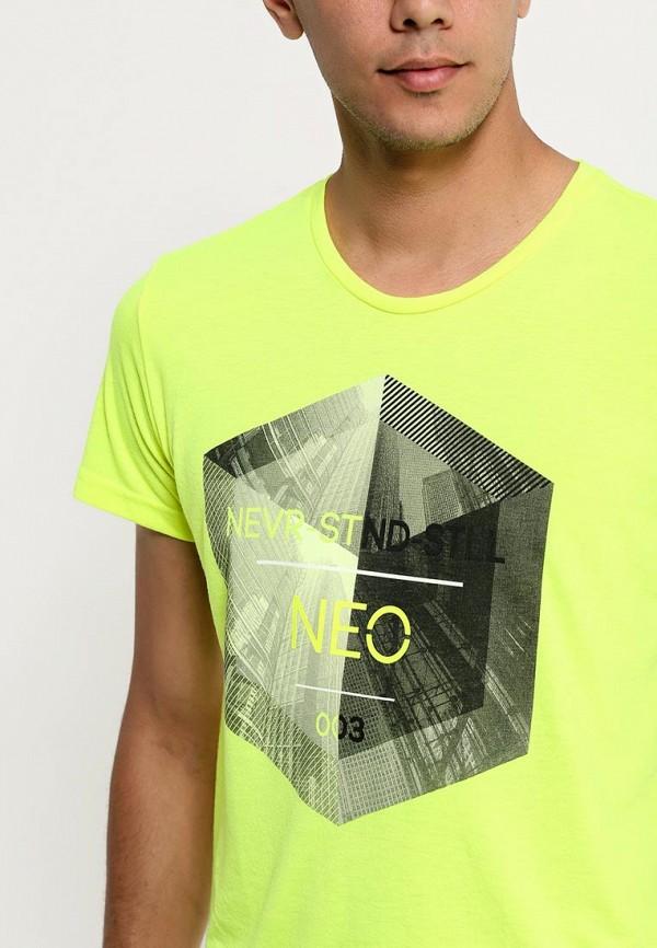 Спортивная футболка Adidas Neo (Адидас Нео) AE3629: изображение 3