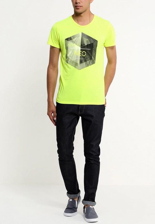 Спортивная футболка Adidas Neo (Адидас Нео) AE3629: изображение 4