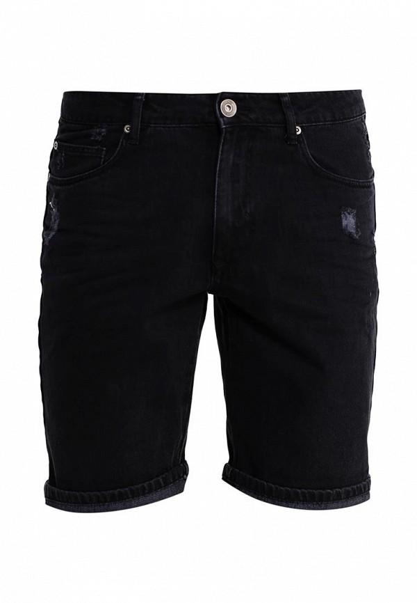 Мужские повседневные шорты Adidas Neo (Адидас Нео) AH4893: изображение 1