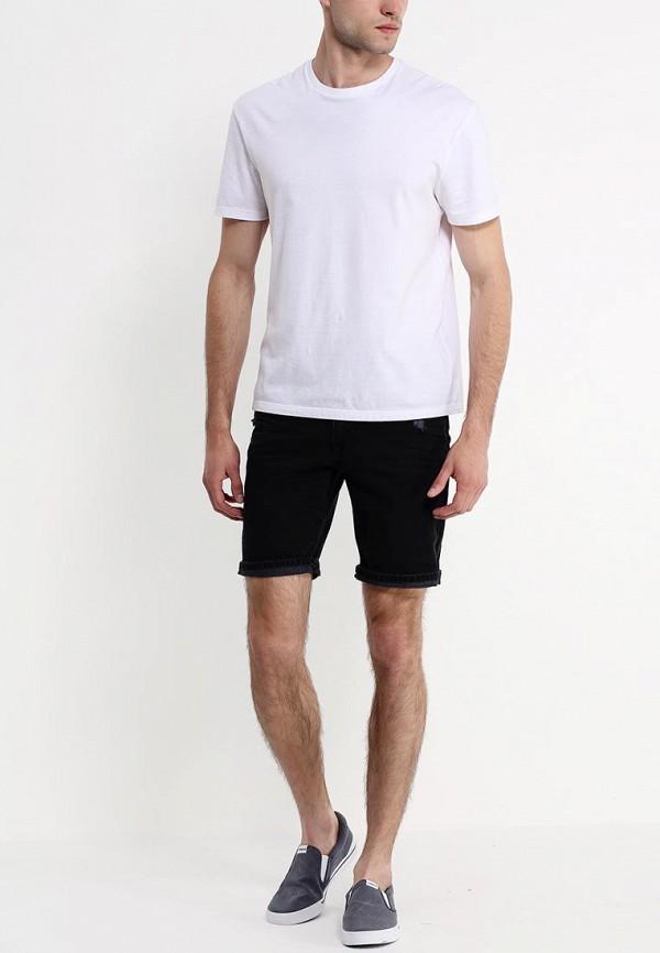 Мужские повседневные шорты Adidas Neo (Адидас Нео) AH4893: изображение 3