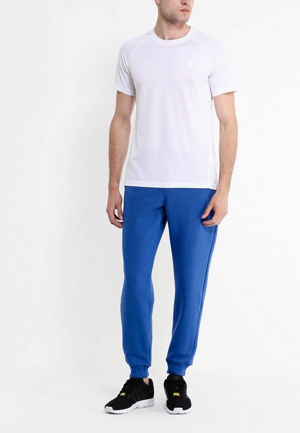 Мужские спортивные брюки Adidas Neo (Адидас Нео) A42186: изображение 3