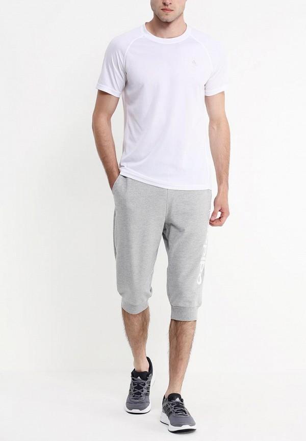 Мужские спортивные шорты Adidas Neo (Адидас Нео) M31942: изображение 3